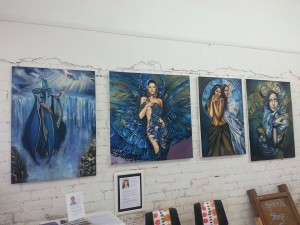 Leila's art