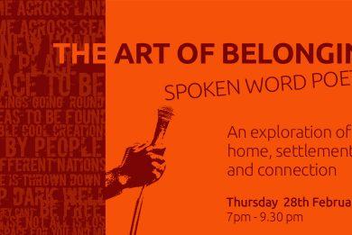 Spoken arts project